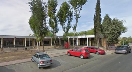 Tiendas en la Ciudad del Aire, Alcalá de Henares